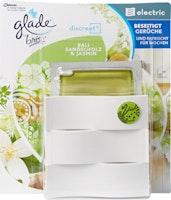 Deodorante per ambienti Discreet Electric Glade by Brise