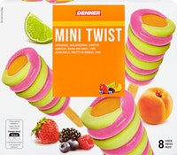 Denner Glacé Mini Twist
