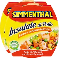 Simmenthal Poulet-Salat