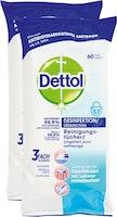 Salviette detergenti disinfettanti Dettol