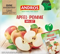 Pause Fruitée Pomme Andros