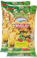 Farfalle tricolores Divella