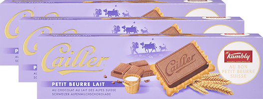 Cailler Kambly Biscuits Petit Beurre Milch