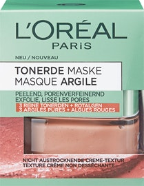 L'Oréal Pure Clay Glow Mask Red Algae