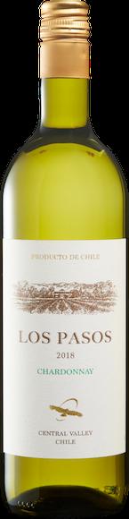 Los Pasos Chardonnay Vorderseite