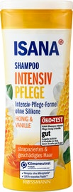 Shampooing soin intensif Miel & Vanille ISANA