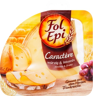 Fromage Fol Caractère Epi