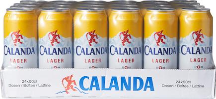 Calanda Lagerbier