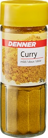 Curry doux Denner