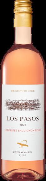Los Pasos Cabernet Sauvignon Rosé Vorderseite