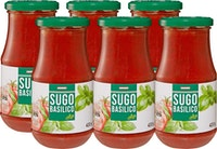 Sauce tomate Basilico Denner