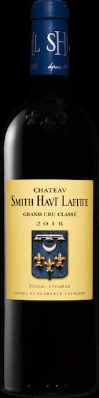 Château Smith Haut-Lafitte Rouge Pessac-Léognan, 2018 Vorderseite