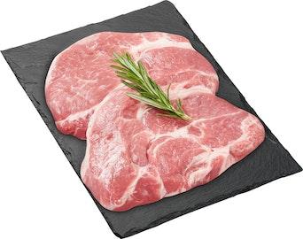 Bistecca di collo di maiale IP-SUISSE