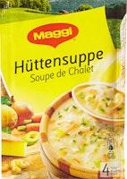 Soupe de Chalet Maggi