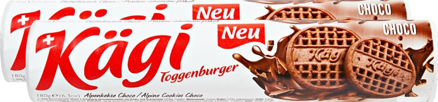 Kägi Toggenburger Butterbiscuits