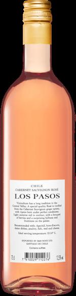 Los Pasos Cabernet Sauvignon Rosé Zurück