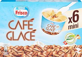 Frisco Cafe Glace Mini Mini Cups 6er 70