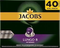 Jacobs Kaffeekapseln Lungo Intenso