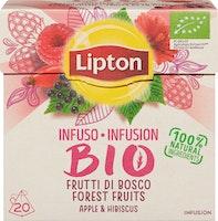 Thé Baies de bois Bio Lipton