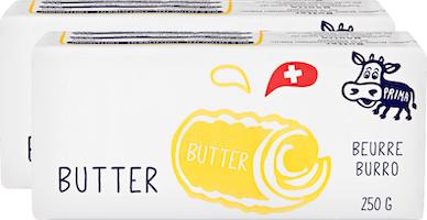 Beurre suisse Prima