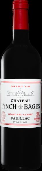Château Lynch Bages Pauillac AOC 2018 Vorderseite