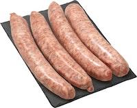Luganighe lunga Salsiccia di maiale da grigliare
