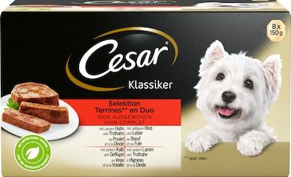 Cesar Klassiker in Terrine