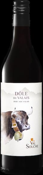 Val Souche Dôle du Valais AOC Vorderseite