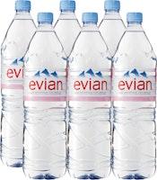 Evian Mineralwasser