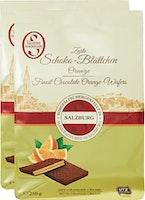 Sfogliatine di cioccolato Salzburg Schokolade