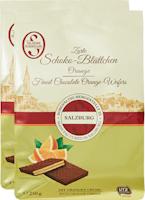 Feuilles de chocolat Salzburg Schokolade