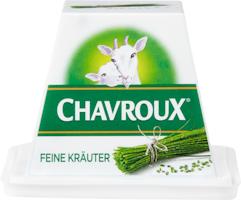 Formaggio di capra con erba cipollina Chavroux