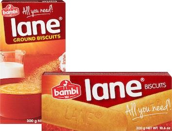 Bambi Lane Biscuits & Biscuits gemahlen