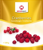 Cranberries Märsch