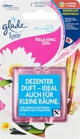 Recharge désodorisant Relaxing Zen Discreet Glade by Brise