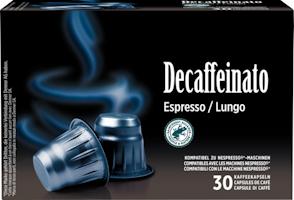 Capsules de café Decaffeinato Denner