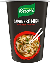 Knorr Rice Noodles Japanese Miso