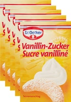 Sucre vanilliné Dr. Oetker