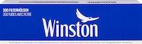 Winston Blue Tubes