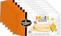 Continental Bakeries Maiswaffeln