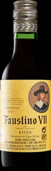Faustino VII DOCa Rioja  Vorderseite