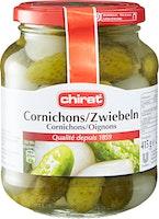 Cornichons/petits Oignons Chirat