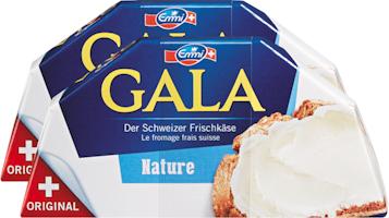 Fromage frais double-crème Gala Emmi