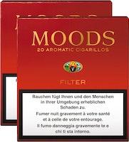 Cigarillos Dannemann Moods Filter