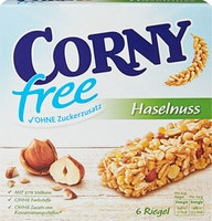 Corny free Riegel