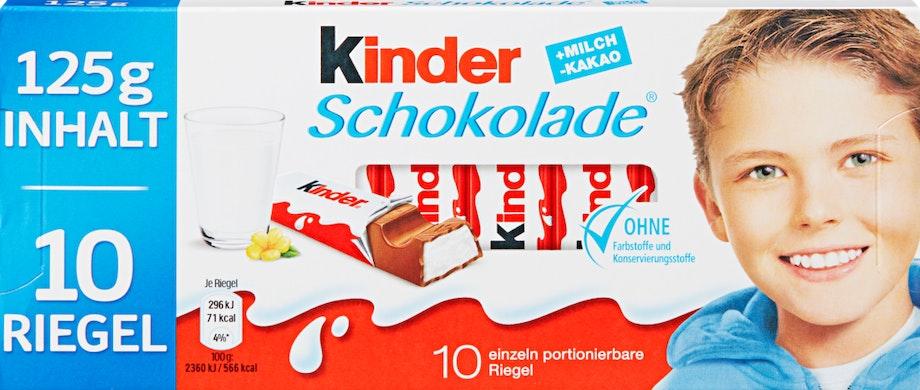 Kinder Chocolat Ferrero