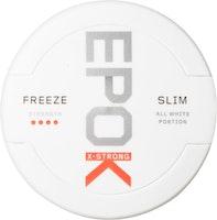 Tabacco da succhiare Freeze X-Strong Epok