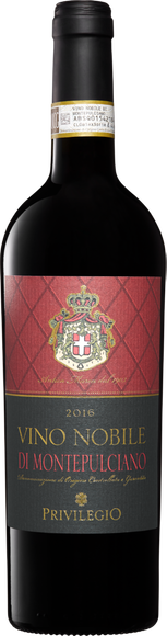Privilegio Vino Nobile di Montepulciano DOCG Vorderseite
