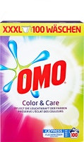 Omo Waschpulver Color & Care