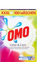 Lessive en poudre Color & Care Omo